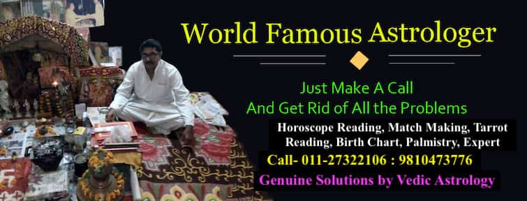 Famous Astrologer in Delhi